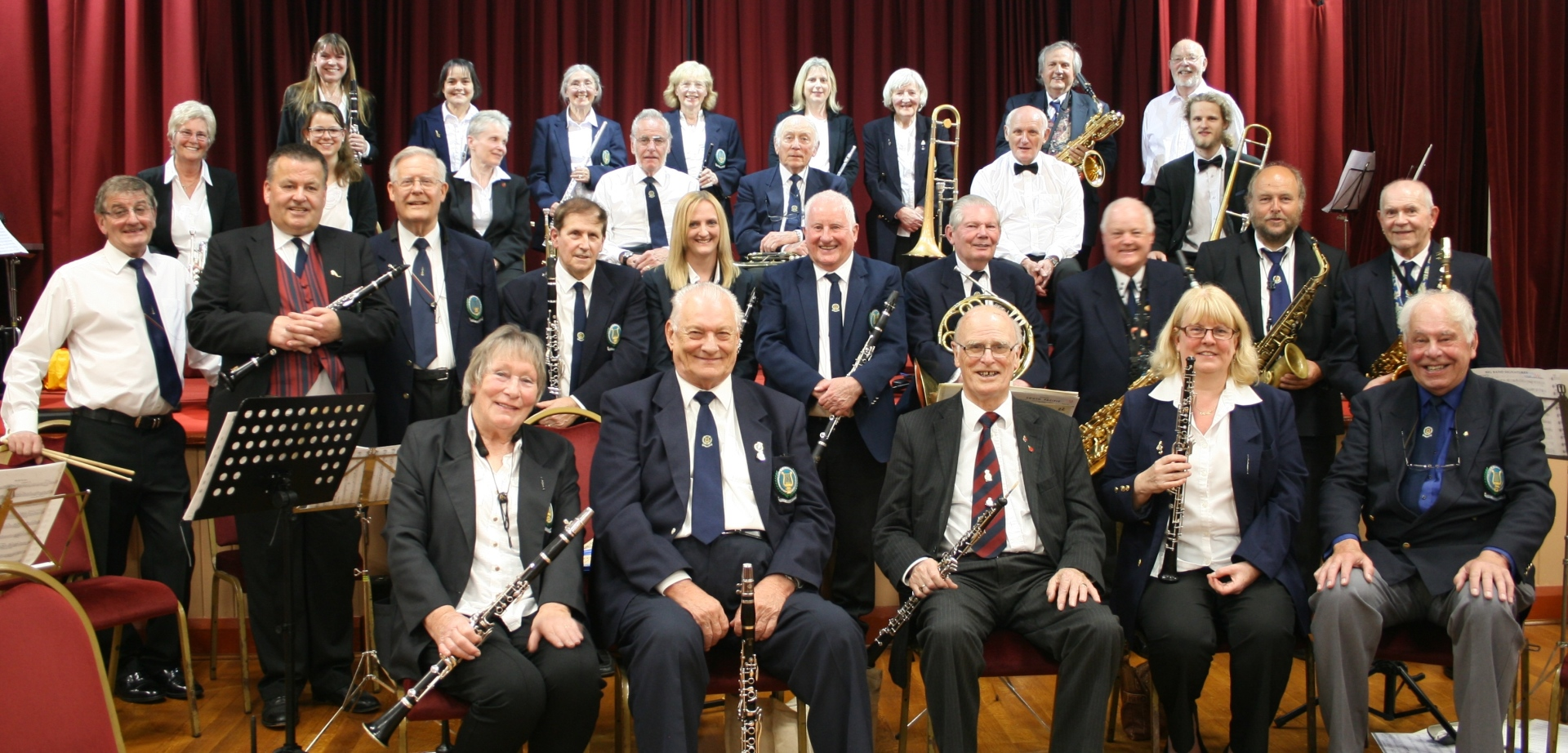 April 2017 Concert at Broadstairs Pavilion