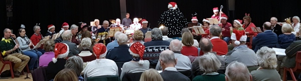 Christmas Concert December 15th 2017
